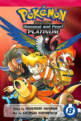Pokémon Adventures: Diamond and Pearl/Platinum, Vol. 8