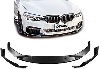 DDDXF 3 Pezzi Kit Corpo Paraurti Anteriore Paraurti Anteriore Auto ABS Deflettore Spoiler Splitter Diffusore Esterno per Chevy Camaro 2015-2018