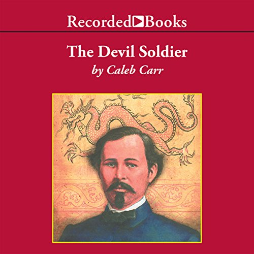 The Devil Soldier audiobook cover art
