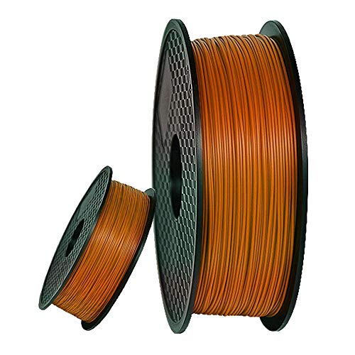 WANGZHI 3D Printing PLA Filament 3D Printer 1.75mm Filament PLA 1KG Spool for 3D Printers 3D Pens Multi Color (Color : 02, Size : Free)