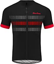 Future Sports Uglyfrog Designs Bike Wear Camisa de Ciclismo para Hombre Camiseta de Manga Corta Pro Team MTB Camiseta de Ciclismo Top Radshirt Cremallera de Manga Corta Transpirable