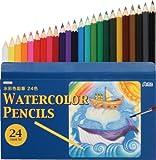 アーテック 水彩色鉛筆24色 120627 2個