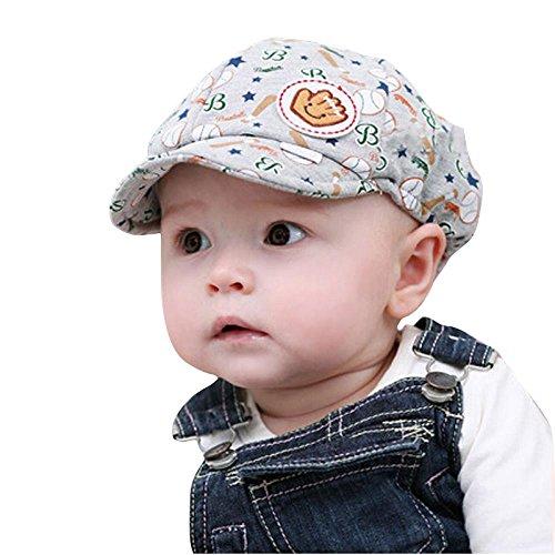 Sombrero bebé, Sombrero niña niño bebé Gorra boina