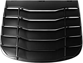 Free-motor802 Rear Window Louver Fits 03-07 Infiniti G35 Coupe Unpainted PP