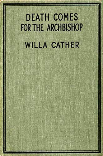 Death Comes for the Archbishop (English Edition)
