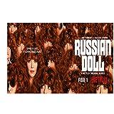 feitao Muñeca Rusa Natasha Lyonne Serie de televisión Lámina de póster Decoración de Pared de Lienzo...