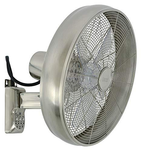 Ventiladores De Pared Con Mando A Distancia Marca LUCCI AIR