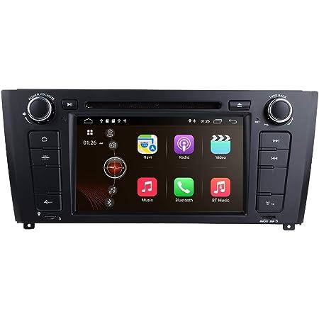 Hizpo Android 10 Autoradio Dvd Player Spezial Für Bmw Elektronik