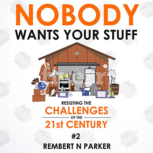 Nobody Wants Your Stuff audiobook cover art