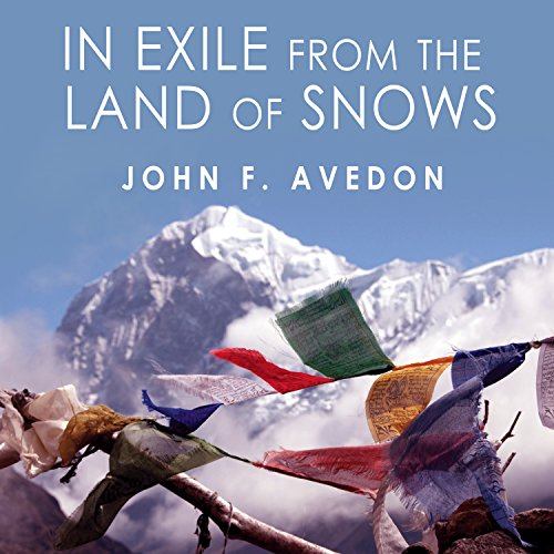 In Exile from the Land of Snows audiobook cover art