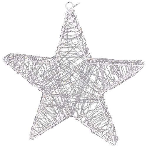 Home @ Styling Collection - Estrella Decorativa (30 ledes, luz cálida, 30 cm)