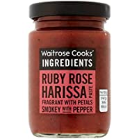 Cocineros Ingredientes Ruby ??Rose Harissa Pasta Waitrose 95G