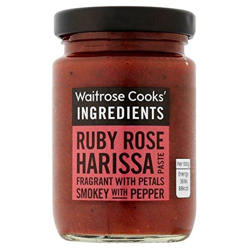 Cuochi Ingredienti Ruby Rose Harissa Pasta Waitrose 95G