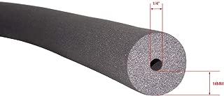 1/4 Inch ID AC Line Pipe Insulation Foam Tubing, 0.55