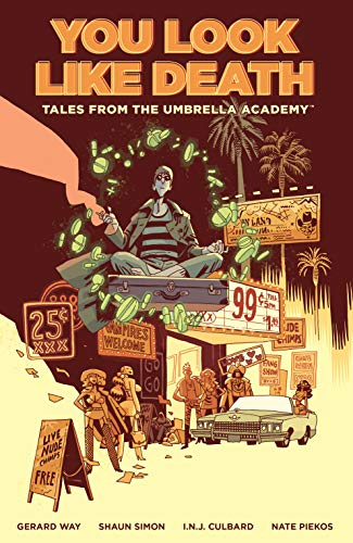 Tales from the Umbrella Academy: You Look Like Death Volume 1 (English Edition)
