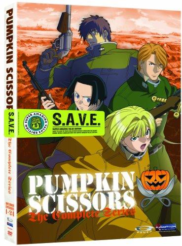 Pumpkin Scissors - The Complete Series Box Set S.A.V.E.