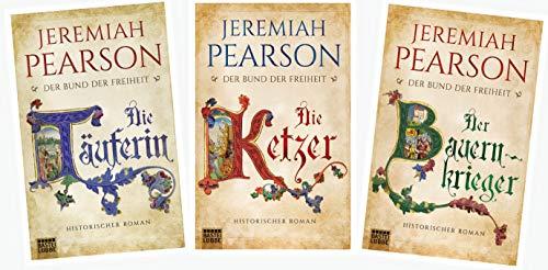 Jeremiah Pearson Der Bund der Freiheit