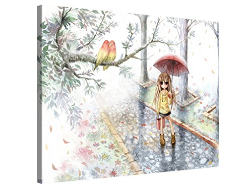 Gallery of Innovative Art PICANOVA – Love IN The Rain 100x
