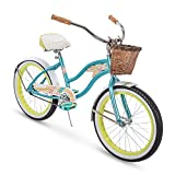 Product Image of the Huffy Panama Jack Beach Cruiser Bike , Pool Blue, 20 inch
