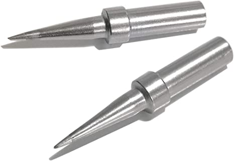 Bevel 3.2mm 2X ShineNow Quality ET Replacement Soldering tip for WELLER WESD51 WES51 WE1010NA PES50 PES51 ETCC .125in