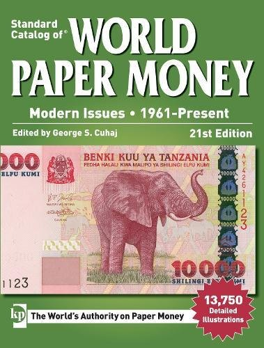 Standard Catalog of World Paper Money, Modern Issues, 1961-Present