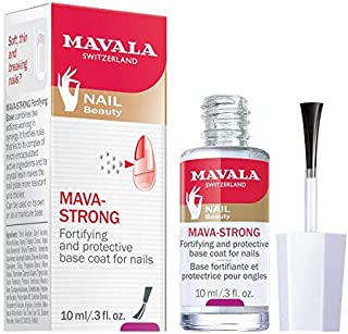 Mavala Mava Strong Fortifying and Protective Base Coat For Nails