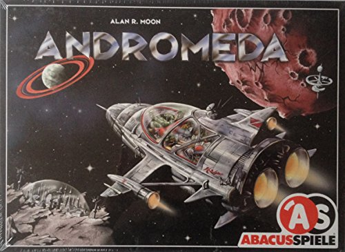 3991 - ABACUSSPIELE - Andromeda