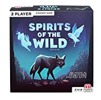 MattelゲームSpirits of the Wildカードゲーム