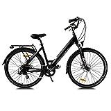 URBANBIKER Vélo électrique Ville Mod. Sidney, Batterie Lithium ION...