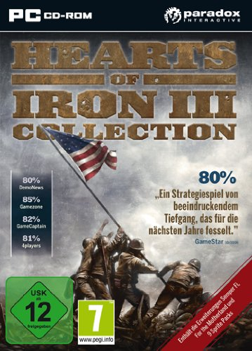 Hearts of Iron 3 Collection - [PC]