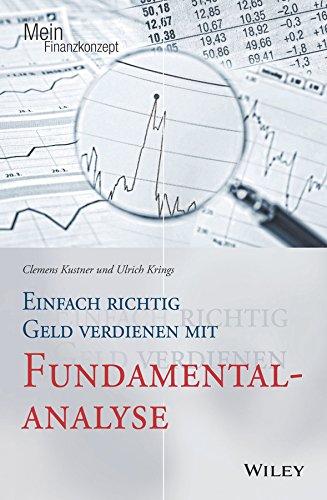 Einfach richtig Geld verdienen mit Fundamentalanalyse (Mein Finanzkonzept)