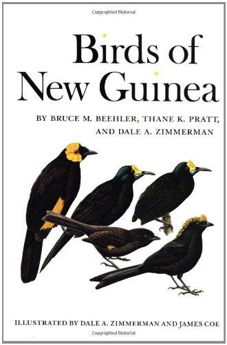 Birds of New Guinea (Handbook (Wau Ecology Institute), No. 9.)