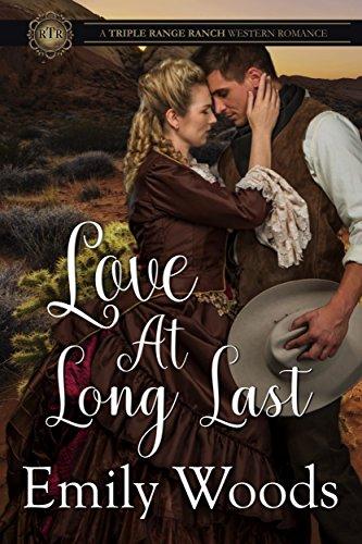 Love at Long Last (Triple Range Western Romance Book 3)