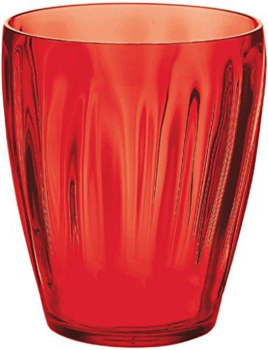 Guzzini Contenitore Aqua Multiuso Rosso