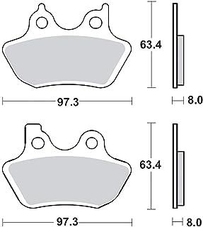 Bremsbelag Moto Master RoadPRO Sinter vorn XL C Sportster Custom 00 03 vorne