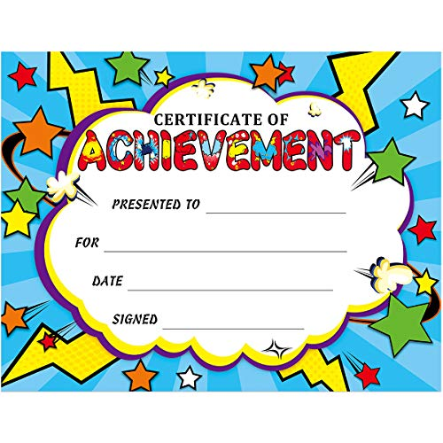 Certificate of Awards Certificates 30Pcs for Back to School Graduate Classroom Students Supplies