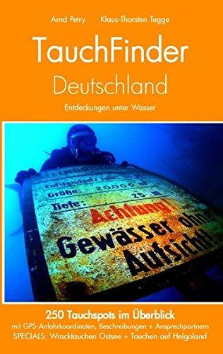 TauchFinder Deutschland: 250 Tauchspots im Überblick