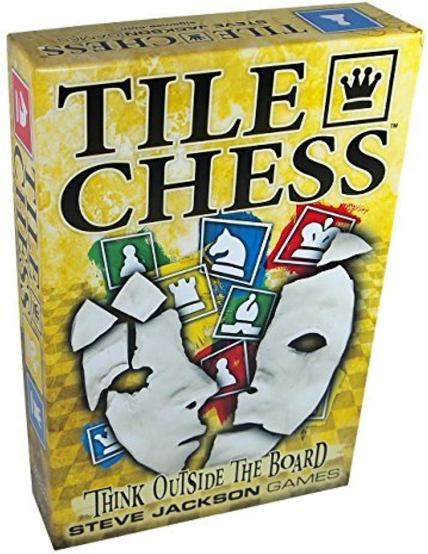 Steve Jackson Games Tile Chess Board Game by Steve Jackson Games