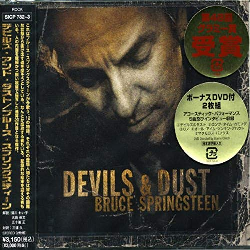 Devils & Dust [+Bonus Dvd]