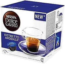 New Nescafe Dolce Gusto Ristretto Ardenza Arabica & Robusta 16 Capsules