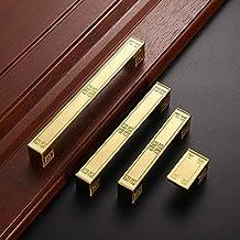 Handvat Chinese handvat kastdeur nieuwe Chinese meubels koperen handvat antieke koperen kast garderobe lade zuiver koper h...