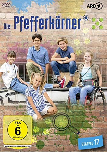 Die Pfefferkörner - Staffel 17 [2 DVDs]