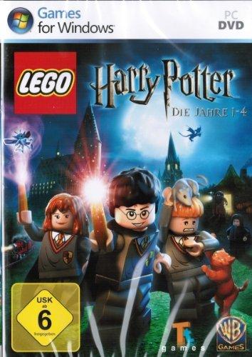 LEGO Harry Potter - Die Jahre 1-4 (DVD-Box)
