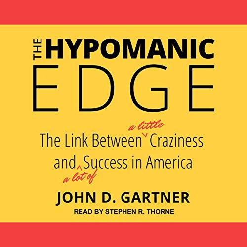 The Hypomanic Edge cover art