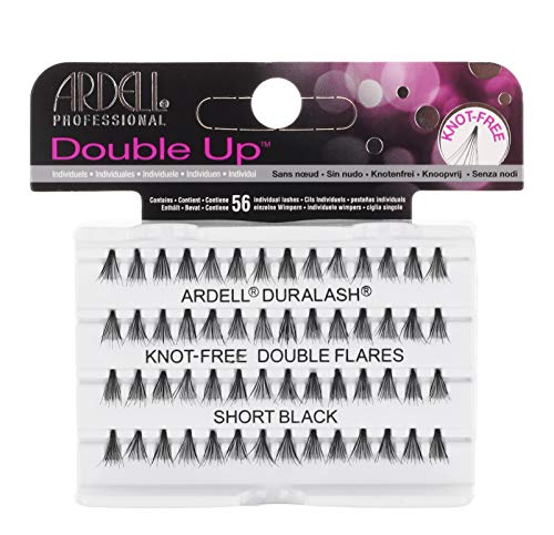 Ardell Double Up Lashes - Knot Free - Short Black