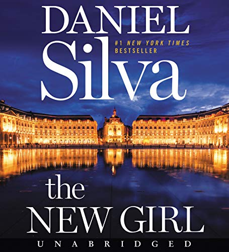 The New Girl CD: A Novel (Gabriel Allon)