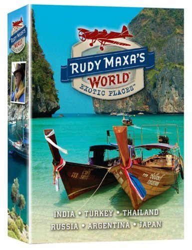 Rudy Maxa's World: Exotic Places (Six-Disc Edition) by Questar