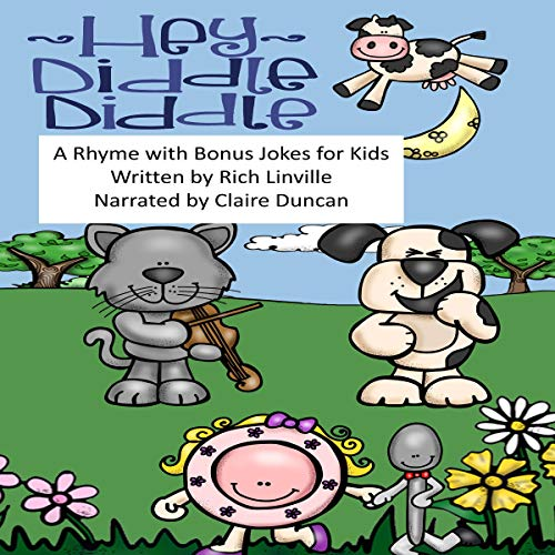 Hey Diddle Diddle audiobook cover art
