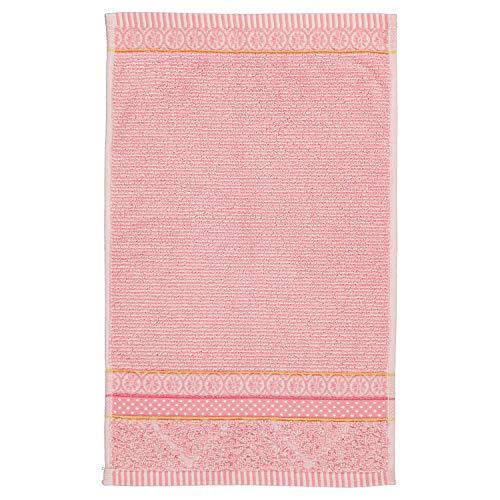 PIP Studio Handtuch Soft Zellige | Pink - 55 x 100 cm