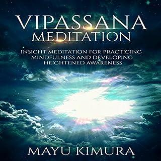 Vipassana Meditation cover art